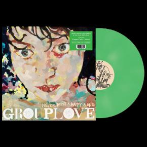 Never Trust A Happy Song (10th Anniversary Edition) - LP (Mintgrøn Vinyl) / Grouplove / 2011/2021