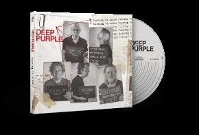 Turning to Crime - CD (Digipak) / Deep Purple / 2021