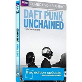 Unchained - DVD+Blu-Ray / Daft Punk / 2015