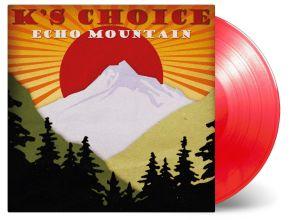 Echo Mountain - LP (Rød Vinyl) / K's Choice / 2010 / 2019