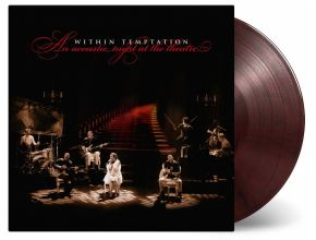 An Acoustic Night At the Theatre - LP (Farvet Vinyl) / Within Temptation / 2009 / 2019