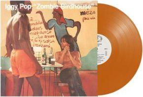 Zombie Birdhouse - LP (Orange vinyl) / Iggy Pop / 1982 / 2019