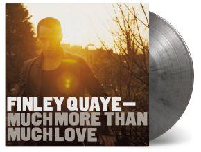 Much More Than Much Love - LP (Sølv/sort vinyl) / Finley Quaye / 2003 / 2019