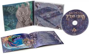 X: The Godless Void and Other Stories - CD / And You Will Know Us By The Trail Of Dead / 2020