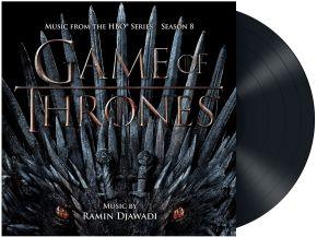 Game Of Thrones: Season 8 - LP / Ramin Djawadi | Soundtrack / 2019