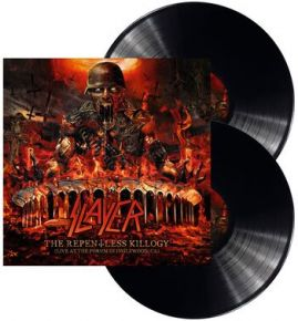 The Repentless Killogy Live - 2LP / Slayer / 2019
