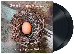 "Hurry Up And Wait - 2LP+7"" / Soul Asylum / 2020"