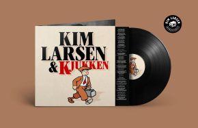 Kim Larsen & Kjukken - LP / Kim Larsen & Kjukken / 1996 / 2019