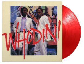 Whodini - LP (Rød vinyl) / Whodini / 1983 / 2020