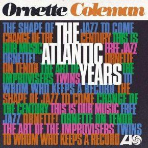 The Atlantic Years - 10LP (Bokssæt) / Ornette Coleman / 2018