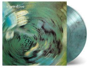 "Slowdive EP - 12"" (RSD 2020 Farvet Vinyl) / Slowdive / 1990 / 2020"