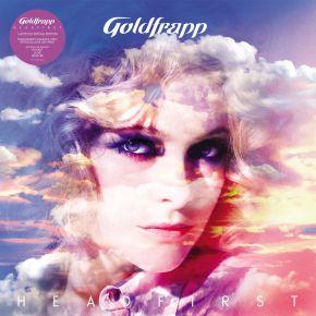 Head First - LP (Magenta Vinyl) / Goldfrapp / 2010/2021