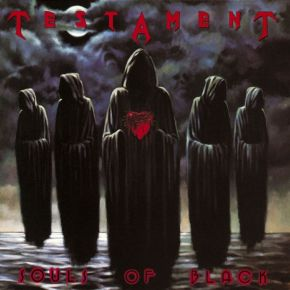 Souls Of Black - LP / Testament / 1989/2016