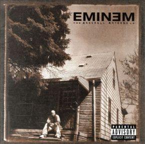 The Marshall Mathers LP - 2LP / Eminem / 2000 / 2013