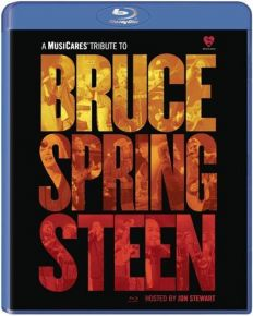 A Musicares Tribute To Bruce Springsteen - bluray / Bruce Springsteen / 2014