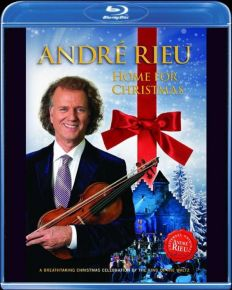 Home For Christmas - bluray / Andre Rieu / 2012