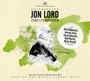 Celebrating Jon Lord The Composer - Blu-Ray / Jon Lord / 2014