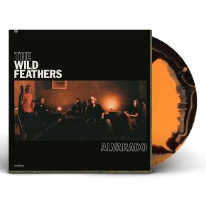 Alvarado - LP (Sort & Orange Blob Vinyl) / Wild Feathers / 2021