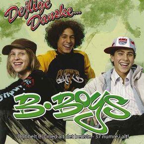 Dejlige Danske… - 2CD / B-Boys / 2007