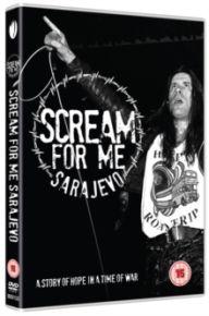 Scream For Me Sarajevo - DVD / Bruce Dickinson (Iron Maiden) / 2018