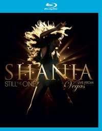 Still The One - Live From Vegas - bluray / Shania Twain / 2014