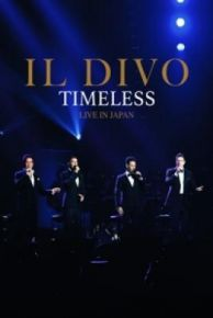 Timeless Live In Japan - Blu-Ray / Il Divo / 2019