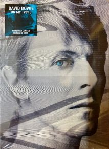 On My TVC15 - CD / David Bowie / 2020