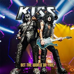Rock n Roll All Nite Live - 10CD (Boxset) / Kiss / 2021