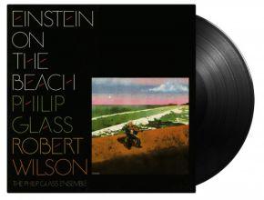 Einstein On The Beach - 4LP (Deluxe Bokssæt) / Philip Glass / 2020