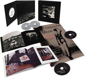 101 | Deluxe Edition - 2CD+2DVD+BD / Depeche Mode / 1989 / 2021