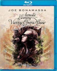 An Acoustic Evening At The Vienna Opera House - bluray / Joe Bonamassa / 2013