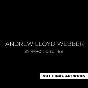 Symphonic Suites - CD / Andrew Lloyd Webber / 2021