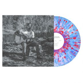 I Be Trying - LP (Farvet Splatter Vinyl) / Cedric Burnside / 2021