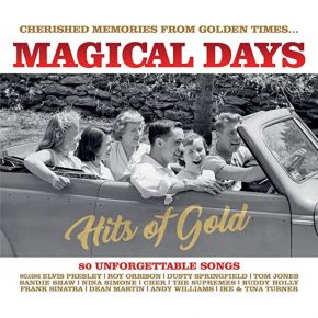 Magical Days: Hits Of Gold - 3CD / Various Artists / 2021