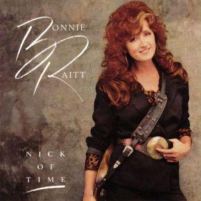 Nick of time - LP / Bonnie Raitt / 1989
