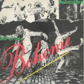 80'ernes Boheme - LP / Sebastian / 1983 / 2019