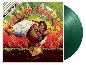 Mama Africa - LP (Farvet vinyl) / Peter Tosh / 1983 / 2021