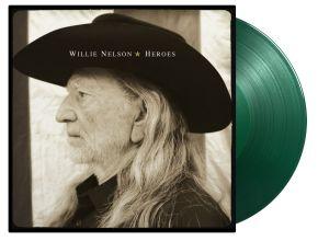 Heroes - 2LP (Farvet vinyl) / Willie Nelson / 2012 / 2021