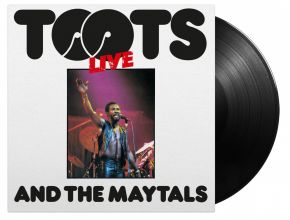 Live - LP / Toots & The Maytals / 1980 / 2021