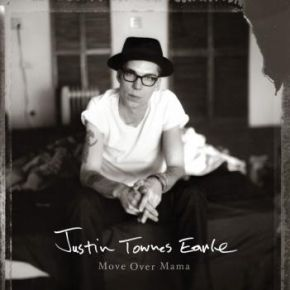 """Move Over Mama / Racing In The Streets (Record Store Day) - 7"""" Vinyl / Justin Townes Earle / 2011"""