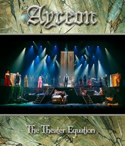 The Theater Equation - 2cd+dvd / Ayreon / 2016
