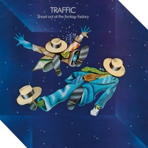 Shoot Out At The Fantasy Factory - LP / Traffic / 1973/2021