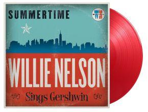 Summertime | Willie Nelson Sings Gershwin - LP (Rød vinyl) / Willie Nelson / 2006 / 2021
