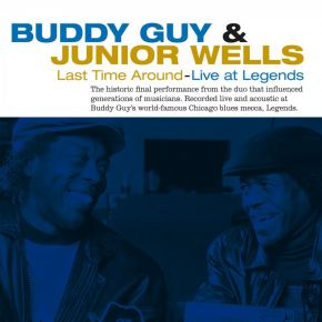 Live Time Around   Live At Legends - LP / Buddy Guy   Junior Wells / 1998 / 2021