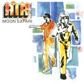Moon Safari - LP / Air / 1998/2018