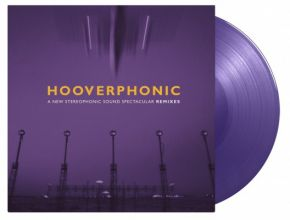A New Stereophonic Sound Spectacular Remixes - LP (RSD 2021 Lilla vinyl) / Hooverphonic / 2021