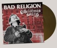 Christmas Songs - LP (Guld vinyl) / Bad Religion / 2013 / 2019