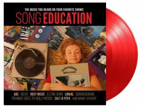 Song Education - LP (Colored Vinyl) / Various Artists / 2021
