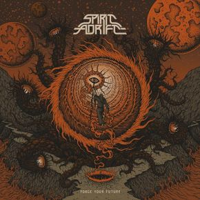 """Forge Your Future - 12""""+CD EP / Spirit Adrift / 2021"""