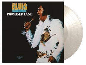 Promised Land - LP (Gennemsigtig Hvid Marble Vinyl) / Elvis Presley / 1975/2021